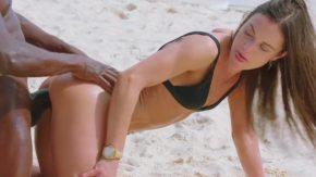 negrul face sex intr-un resort in tailanda cu o pasarica brunetica