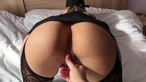 Doamna cu fundul mare stie foarte bine cum sa faca sex
